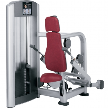 Life Fitness Signature Series Single Station Triceps Press (FZTP)