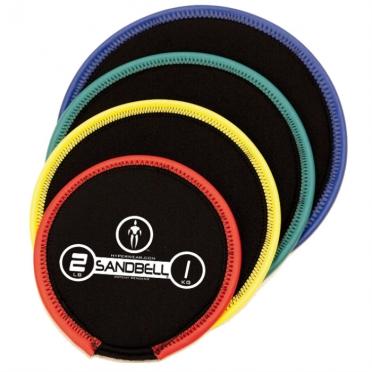 Hyper Wear SandBell geel 4 lbs (1.8 kg)