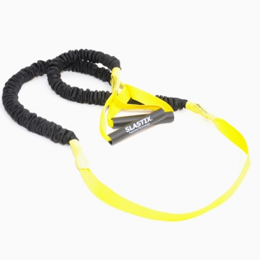 Stroops Slastix weerstandstube voor Bosu geel (lichte weerstand)