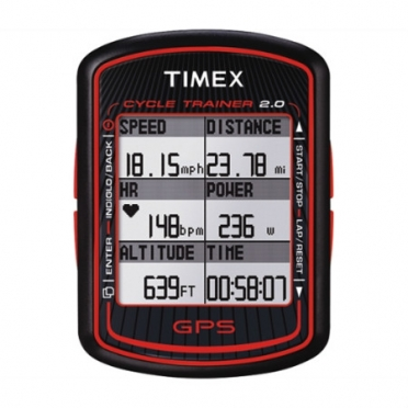 Timex Bike Computer GPS + HRM