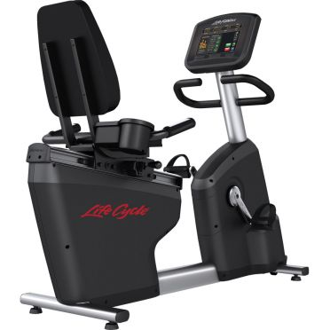 Life Fitness professionele ligfiets Activate Series recumbent bike