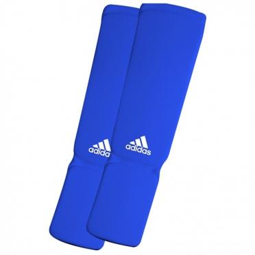 Adidas Scheenbeschermers Elastic Shin-n-Step Blauw