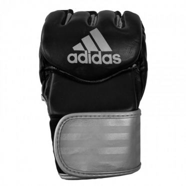 Adidas Traditional Grappling Handschoenen zwart/grijs