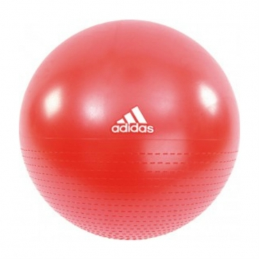 Adidas 65 cm Gym Ball red