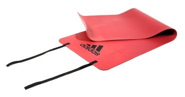 Adidas Fitnessmat Flash rood