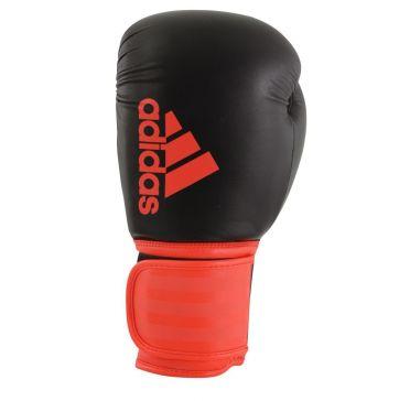 Adidas Hybrid 100 (kick)bokshandschoenen zwart/rood
