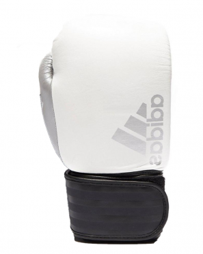Adidas Hybrid 200 (kick)bokshandschoenen wit/zwart