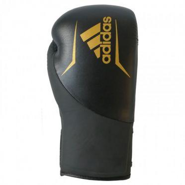 Adidas Speed 200 (kick)bokshandschoenen zwart/goud