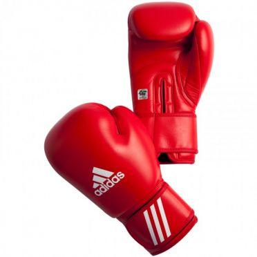 Adidas AIBA amateur Bokshandschoenen Rood
