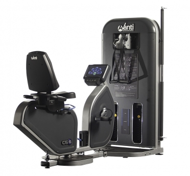 Avanti CardioGym Hometrainer CG6 Demo