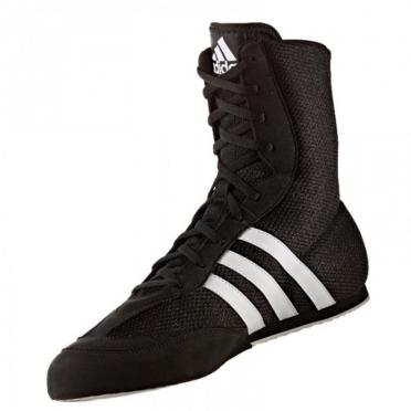 Adidas Boksschoen Box Hog 2 zwart/wit