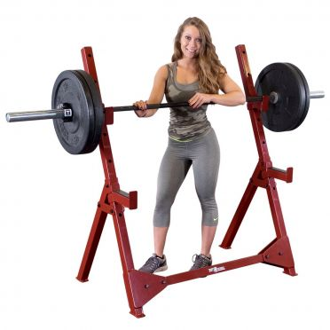 Body-Solid Best Fitness Olympic press stand