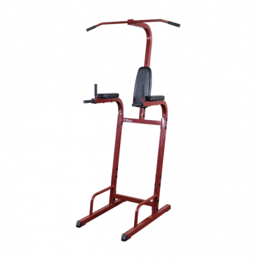 Body-Solid Best Fitness vertical knee raise power tower