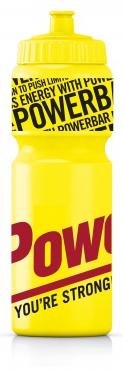 Powerbar Bidon 750 ml geel
