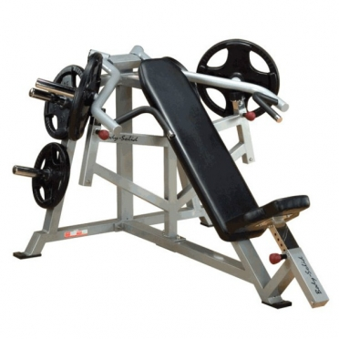 Body Solid Leverage Line Incline Chest Bench Press (LVIP)