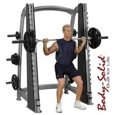 Body Solid ProClubLine Counter Balanced Smith Machine (SCB1000)