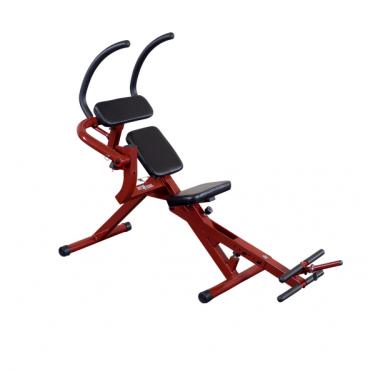 Body-Solid Best fitness Semi-Recumbent ab bench buikspierbank