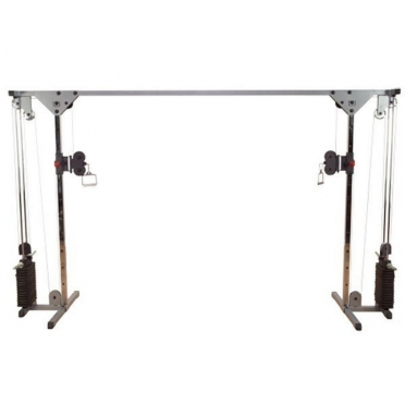 Body Solid Cable Crossover 2x 75KG GCCO150