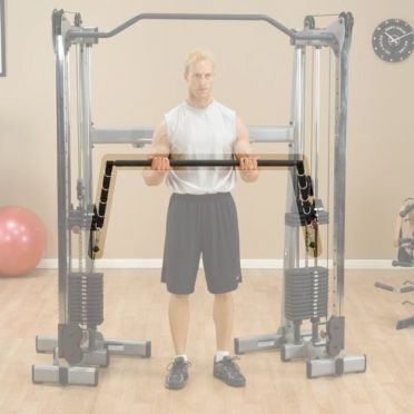 Body-Solid Bar Attachment