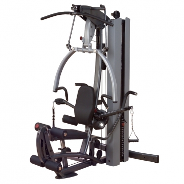Body Solid krachtstation Fusion 600 Personal Trainer 95 KG