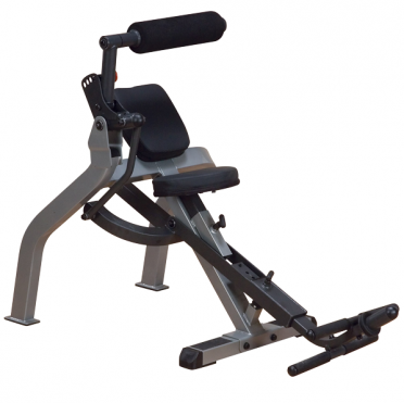 Body-Solid Semi-Recumbent dual Ab bench buikspierbank