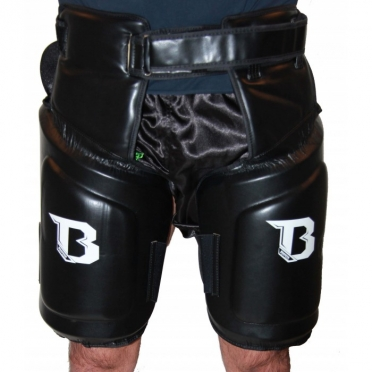 Booster upper-leg protection