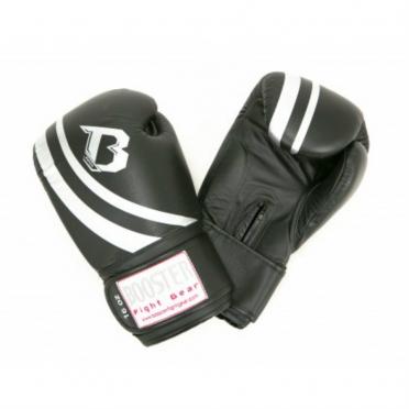 Booster Pro Range V2 leren bokshandschoenen zwart