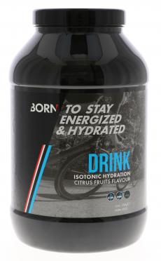 Born Drink Isotone dorstlesser Isotonic Fresh Citrus 1700gr