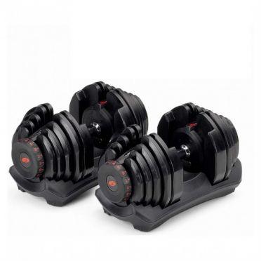 Bowflex 1090i S selecttech haltersysteem 40,8 kg pair demo
