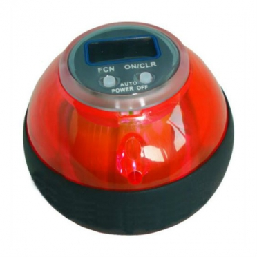 Tunturi magic ball polstrainer met licht en computer 14TUSFU151