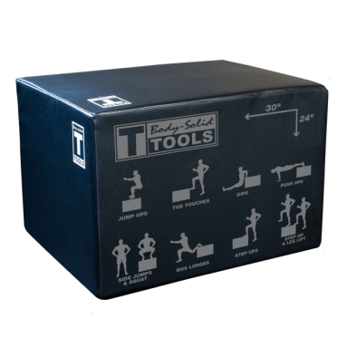 Body-Solid Soft-sided plyo box