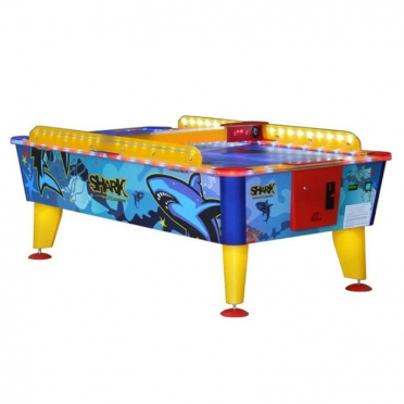 Airhockey tafel Outdoor Muntproever Buffalo Shark 8 FT (6009.028)