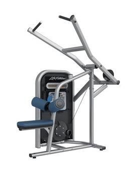 Life Fitness Circuit Series Pulldown