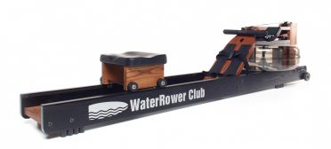 Waterrower Roeitrainer club gebeitst essenhout demo
