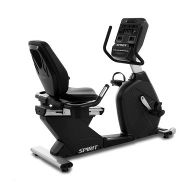 Spirit Ligfiets professioneel CR900LED recumbent bike