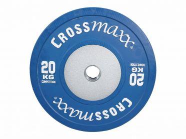 Lifemaxx Competition Bumper Plate 20 kg LMX 85.20c
