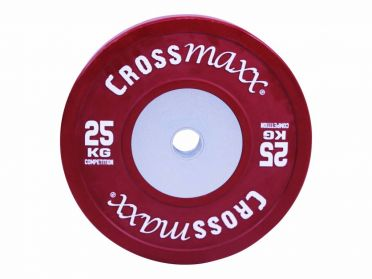 Lifemaxx Competition Bumper Plate 25 kg LMX 85.25c