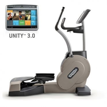 TechnoGym lateral trainer Excite+ Crossover 700 Unity 3.0 zilver gebruikt