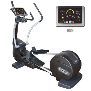 TechnoGym crosstrainer Synchro Excite+ 500i zwart gebruikt