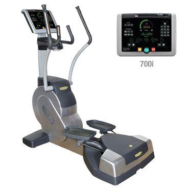 TechnoGym lateral trainer Crossover Excite+ 700i zilver gebruikt