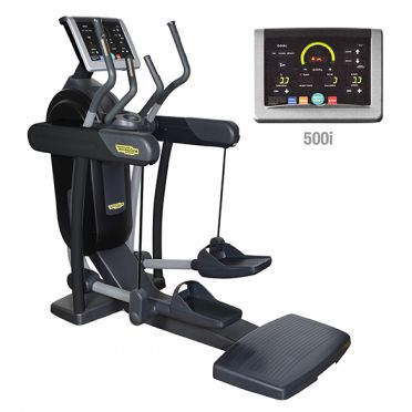 TechnoGym crosstrainer Vario Excite+ 500i zwart gebruikt