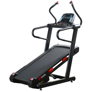 DKN technology loopband Incline Trainer M500