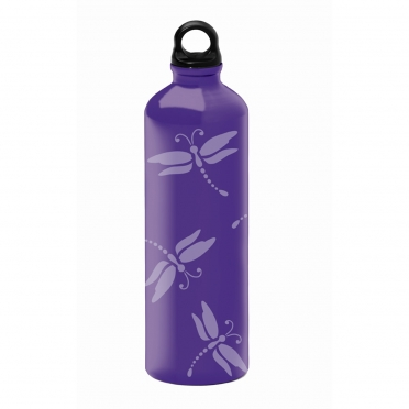 Gaiam Dragonfly 750ml Aluminum drinkfles