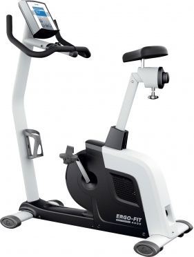 Ergo-fit hometrainer Ergo Cycle 4000