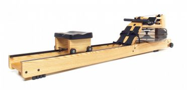 Waterrower Roeitrainer natural essenhout demo