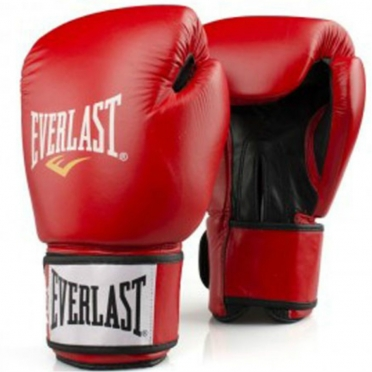 Everlast  Fighter Boxing Gloves rood
