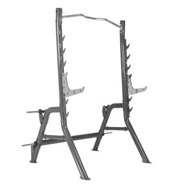 Finnlo Maximum Squat Rack met optrekstang