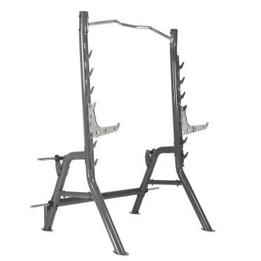 Finnlo Maximum Squat Rack met optrekstang
