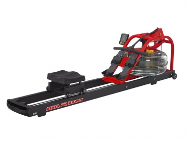 First Degree roeitrainer Aqua AR Rower showroom