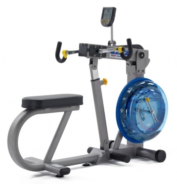 First Degree roeitrainer Fluid Rower E-620 upper body ergometer